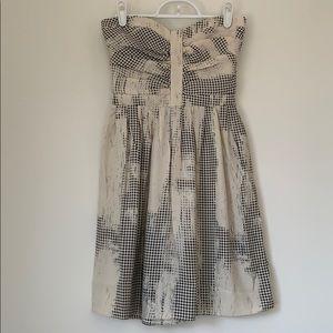 Parker Strapless Minidress